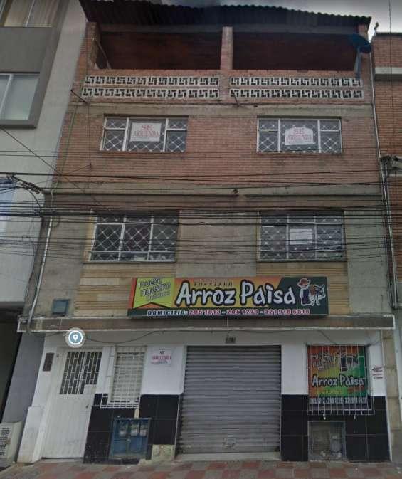 Apartamento 201 en arriendo en barrio ingles rafael uribe